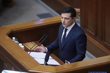 Zełenski - w pierwszych dwóch miesiącach nowego roku budżet państwa nie został wypełniony – na prawie 16 miliardów