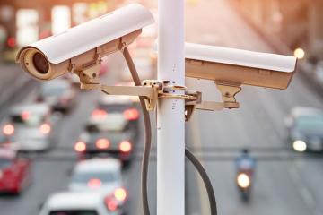 До літа на українських дорогах з'явиться ще близько 150 камер автофіксації
