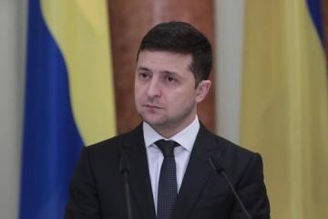 Volodymyr Zelensky donnera une conférence de presse