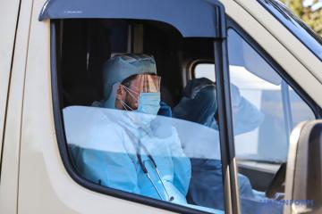 Coronavirus : 415 nouveaux cas confirmés en Ukraine, 6125 au total