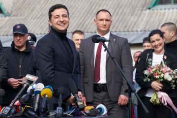 Zelensky urges Ukrainians to travel abroad less, develop domestic tourism