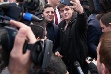Sociologie : 30,2% des Ukrainiens auraient réélu  Zelensky