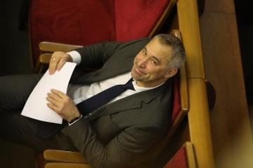Le Parlement révoque le procureur général Ruslan Ryabochapka