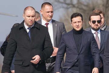 Zelensky intends to visit all Ukrainian regions in coming months