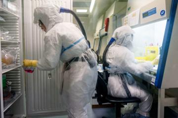 Coronavirus : 1462 cas de contamination sont désormais recensés en Ukraine