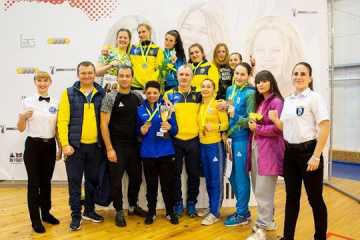 Ukrainian women win 27 medals at boxing tournament in Riga