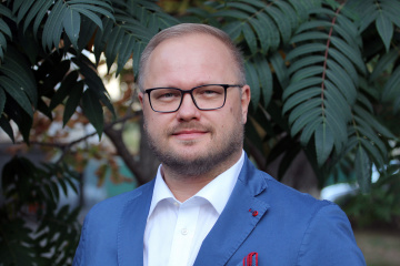 Ukrainian government appoints acting education minister
