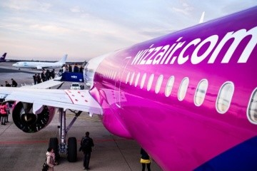 WizzAir opens second base in Ukraine