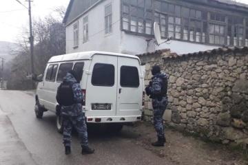 Krim: Razzien bei krimtatarischen Aktivisten in Bachtschyssaraj