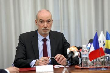 L'Ambassadeur de France en Ukraine prend la parole sur la chaîne DOM TV