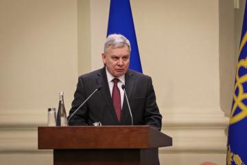 Taran: Acuerdos con Reino Unido apuntan a reforzar la capacidad de seguridad y defensiva de Ucrania