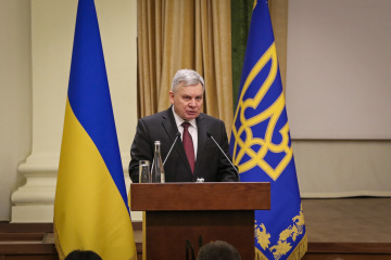 Ukraine's defense minister calls for greater involvement of OSCE in solving Crimea issue