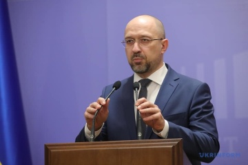 Ukraine's PM hopes economic growth will resume in H2, 2020