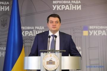 Mord an Abgeordneter: Rada-Chef fordert operative Ermittlungen