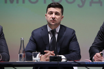 Zelensky sets up Coordination Council to fight coronavirus spread