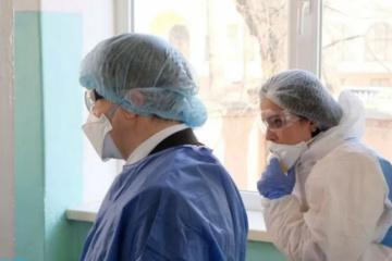 Coronavirus: Premier décès enregistré en Ukraine