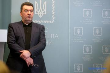 Danílov: La asistencia de EE.UU. es crítica para Ucrania