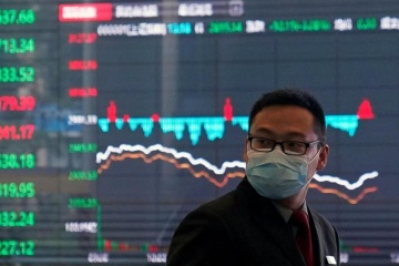 Les bourses européennes tombent à leur plus bas en 5 mois à cause de la pandémie