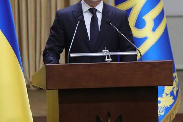 Volodymyr Zelensky : Notre objectif est  l'adhésion pleine et entière à l'UE
