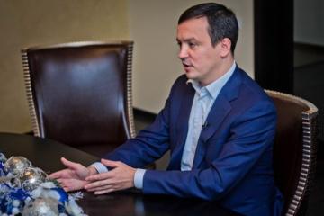 Minister erläutert Bedingungen für Wirtschaftswachstum in Ukraine