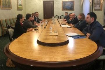 Ukraine to facilitate work of international humanitarian organizations – Reznikov