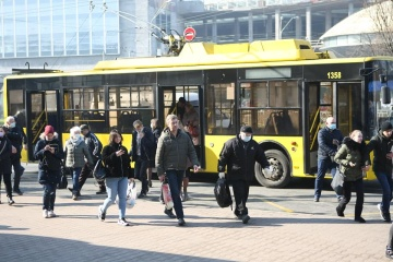 Кличко: Собівартість проїзду в громадському транспорті Києва - 15 гривень
