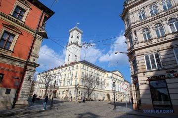 Covid-19 : 96 cas en 24 heures dans la région de Lviv