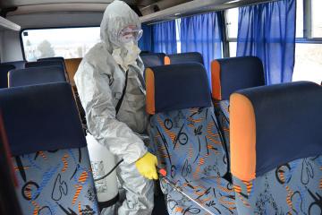 Coronavirus en Ukraine : 113 cas confirmés, 1 nouveau décès et la quarantaine prolongée