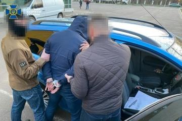 SBU nimmt Agenten des russischen Geheimdiensten FSB fest
