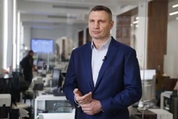 Vitaly Klitchko : Au total, 40 cas de coronavirus ont été confirmés à Kyiv