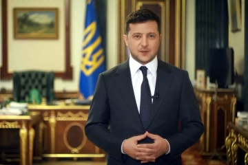 President: Ukraine waits for delivery of additional test kits, protective equipment from abroad