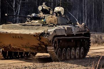 Donbass : un militaire ukrainien blessé suite à 15 attaques ennemies
