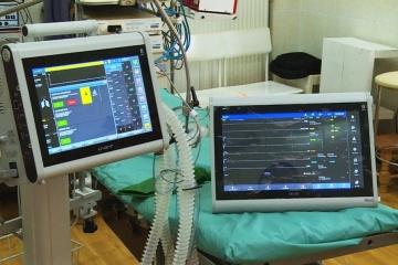 Лікарів у режимі онлайн навчатимуть працювати з апаратами ШВЛ