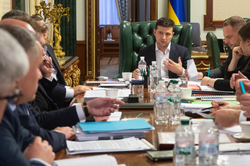 President appoints new SBU deputy head, replaces some heads in regional offices