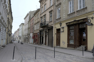 Lviv declares emergency situation regime over coronavirus outbreak