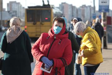 12月28日時点 ウクライナ国内新型コロナ新規確認数4385件