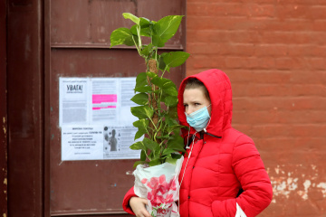 Le confinement en Ukraine sera prolongé jusqu'au 22 juin