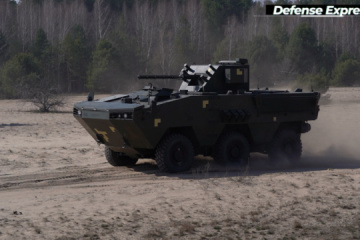 New Otaman infantry fighting vehicle completes initial stage trial