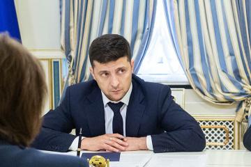 Zelensky a approuvé la décision du CSND de proroger les sanctions contre les réseaux sociaux russes