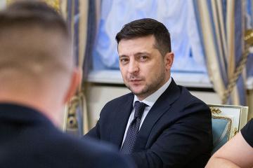 Spotkanie Zełenskiego z Saakaszwilim zostało potwierdzone w Biurze Prezydenta