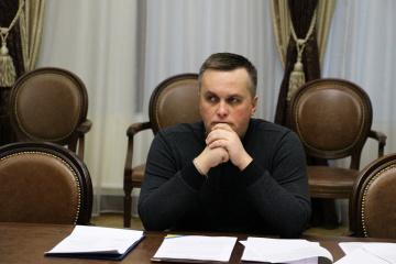 Iryna Venediktova a signé une lettre de démission de Nazar Kholodnytsky