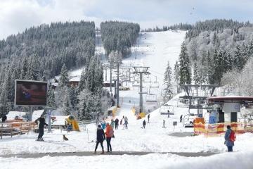 Bukovel planea abrir la temporada de esquí a principios de diciembre a pesar de la pandemia