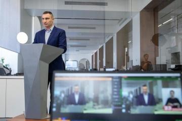 Klitschko: Zahl der Corona-Erkrankten in Kyjiw auf 55 gestiegen