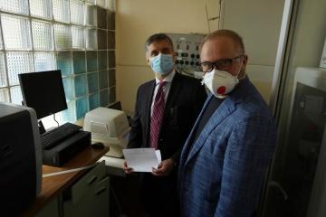 Na Ukrainie opracowano systemy testowe do diagnozowania koronawirusa