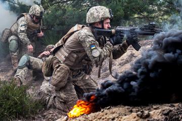 Ocupantes violan el alto el fuego con morteros