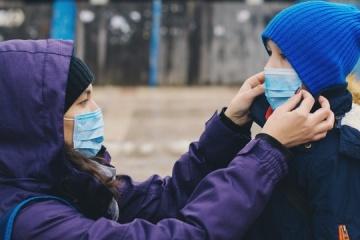 Heute treten in der Ukraine verschärfte Quarantänemaßnahmen in Kraft