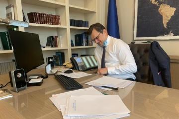 Kuleba, OSCE Secretary General to visit Donbas
