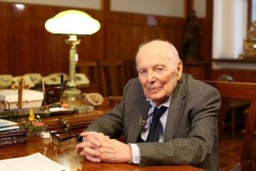 Wissenschaftler Borys Paton im Alter von 101 Jahren gestorben