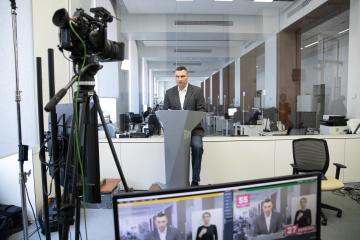 Vitaly Klitchko : Au total, 55 cas de coronavirus ont été confirmés à Kyiv