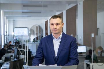 Vitaly Klitchko : Les autorités de Kyiv n'imposeront pas un couvre-feu